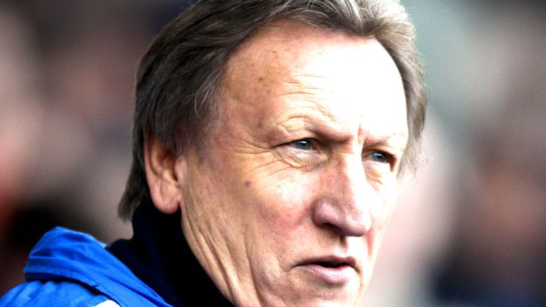 Neil Warnock: Hoping to beat Chelsea