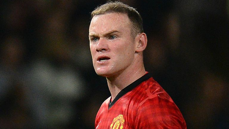 Wayne Rooney: On track to face Hammers in FA Cup next week
