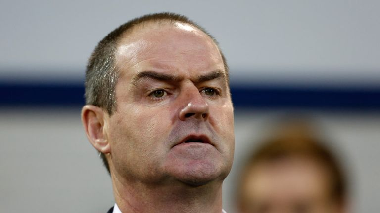 Steve Clarke: Disappointed after West Brom's FA Cup exit