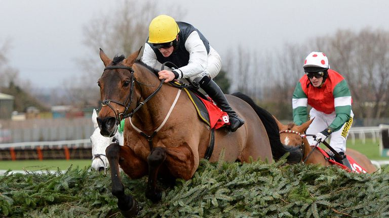 Aintree: A target for On The Fringe