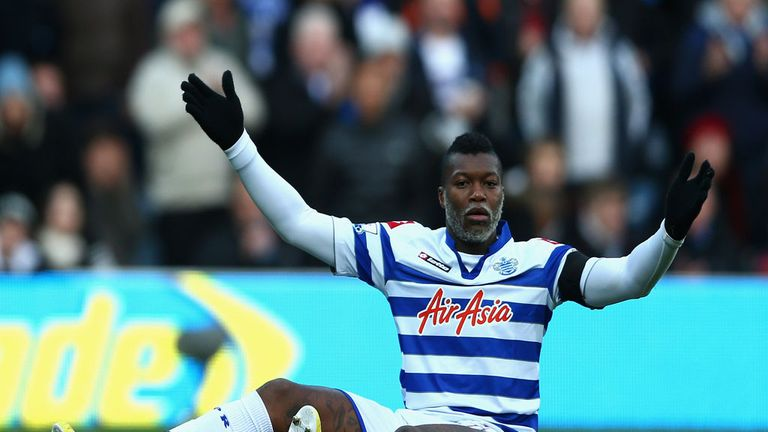 Djibril Cisse: Looking for a route out of Loftus Road