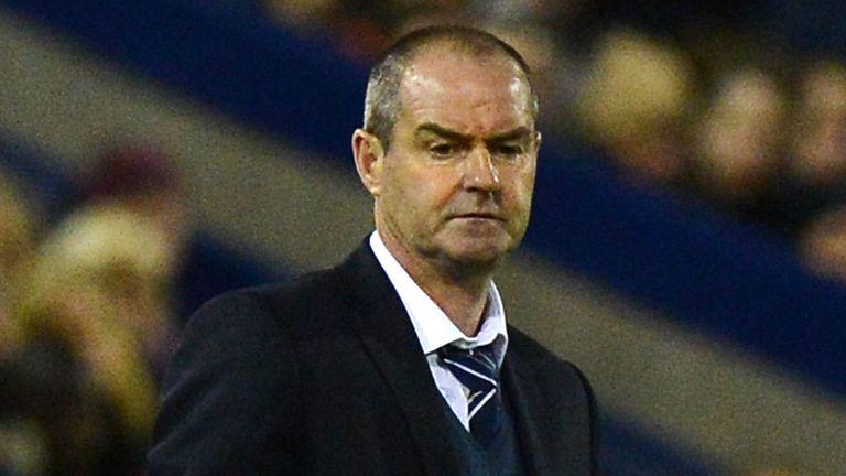 Steve Clarke: West Brom head coach plays down chances of replacing Rafa Benitez
