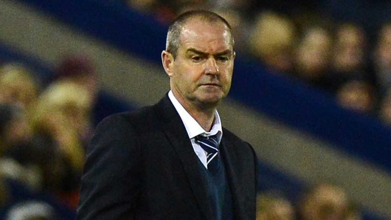Steve Clarke: 'The fact they had to bring some of their big guns off the bench shows how well we were doing.'