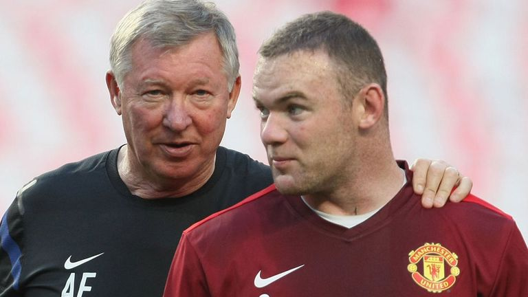 Sir Alex Ferguson: Manchester United boss hoping for a Wayne Rooney revival