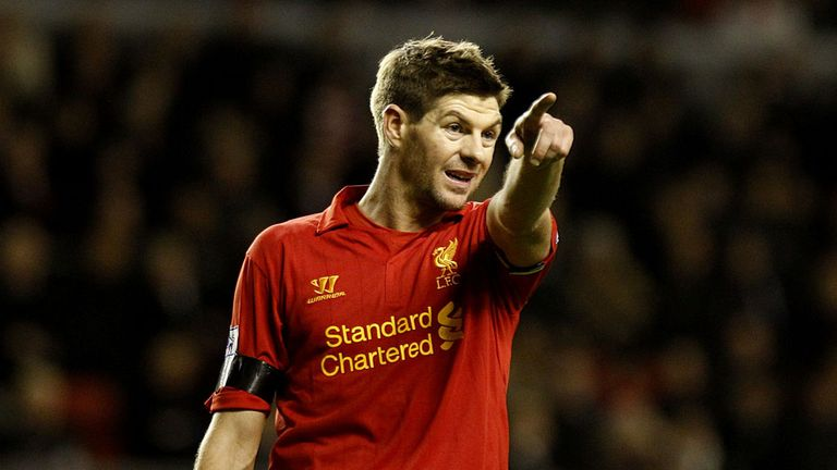 Steven Gerrard: Says experience is vital for Premier League success