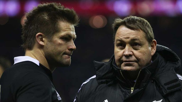 Steve Hansen and Richie McCaw: Inquest starts after New Zealand defeat
