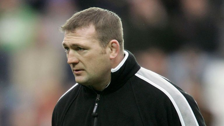 Jonathan Humphreys: Has impressed in coaching role with Ospreys