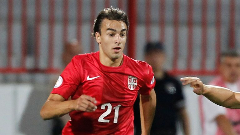 Lazar Markovic: The Chelsea target is expected to stay in Belgrade until the summer