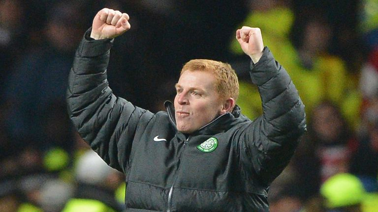 Neil Lennon: has grown massively as a manager during this European campaign, says Jeff