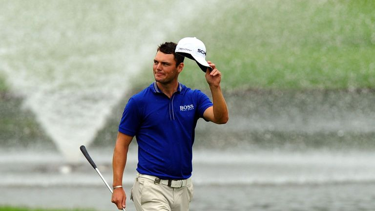 Martin Kaymer: Claimed his first win of the season in South Africa