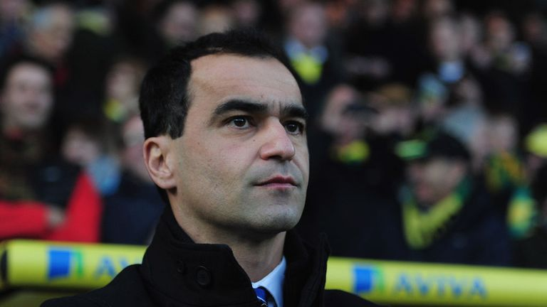Roberto Martinez: Backing Wigan youngsters at Bournemouth
