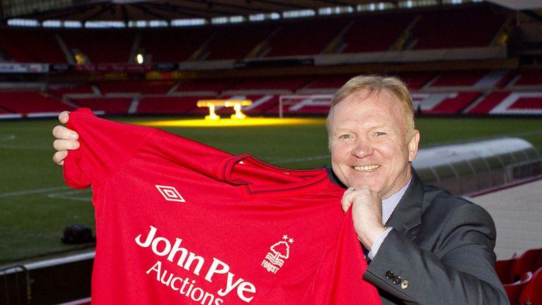 Alex McLeish: Understands importance of weekend trip to Derby