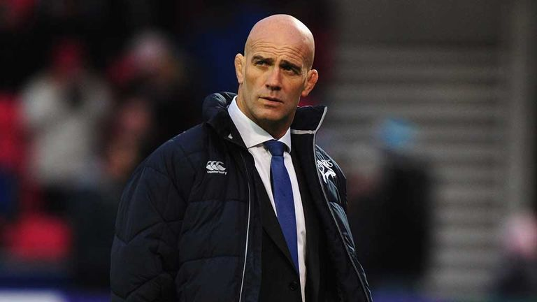 John Mitchell: French mauling for Sale Sharks boss