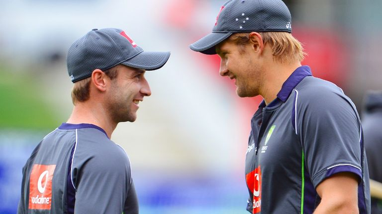 Shane Watson: Back in Australia squad for third ODI with West Indies