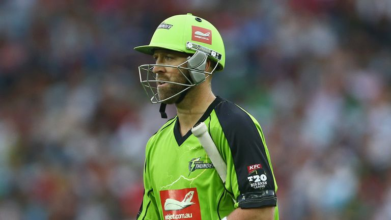 Matt Prior: Committed to Test cricket, for now