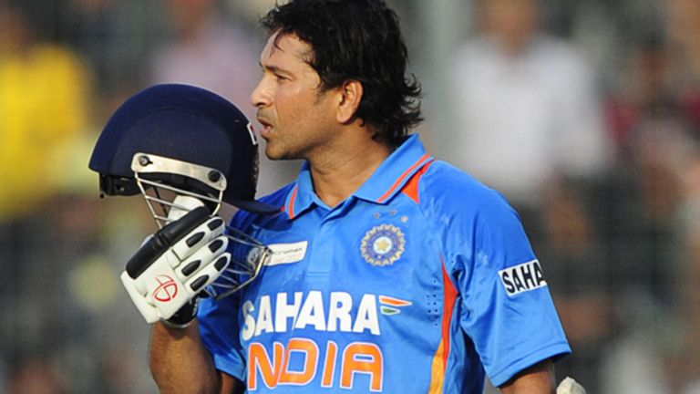 Sachin Tendulkar: No more limited overs cricket in an Indian shirt
