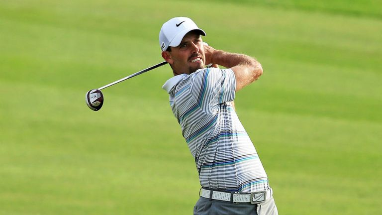 Charl Schwartzel: Stunning display to win by 11 shots