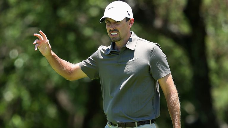 Charl Schwartzel: One-shot lead following opening 65