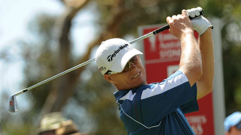 John Senden: Two-shot lead in Sydney after opening 66