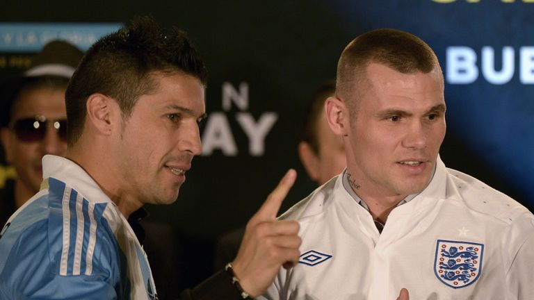 Martin Murray believes he can snatch Sergio Martinez's WBC title