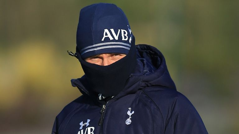 Villas-Boas will allow Tottenham players to throw Christmas parties