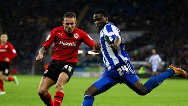 Jeremy Helan (r): Has signed a four-year contract with Sheffield Wednesday