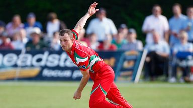 Graham Wagg: Contract extension at Glamorgan