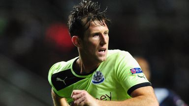 Mike Williamson: Defender insists there is no split in Newcastle squad