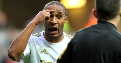 Ashley Williams: Did it on purpose, in Homzy's opinion