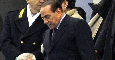 Silvio Berlusconi: Ruled out moves for Mario Balotelli and Didier Drogba