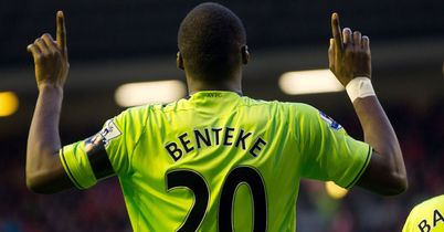 Christian Benteke: Hot in the Midlands