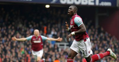 Mohamed Diame: Swung game in West Ham's favour