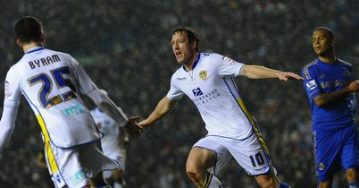 Luciano Becchio: Has been in eye-catching form in front of goal this season