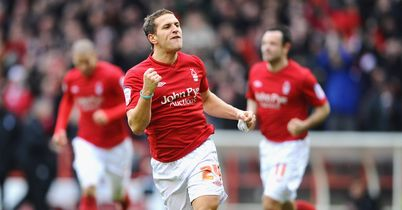 Billy Sharp: Says he is at Nottingham Forest for the season