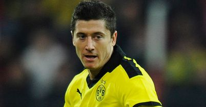 Robert Lewandowski: Linked with Manchester United move