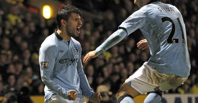 Sergio Aguero: Backed to stay at Manchester City by Pablo Zabaleta
