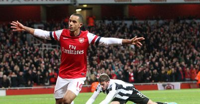 Theo Walcott: Was the hat-trick hero as Arsenal beat Newcastle 7-3