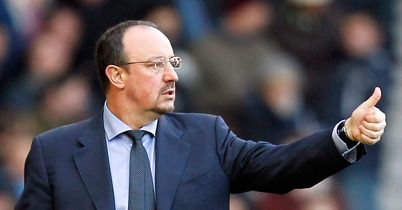 Rafa Benitez: Three games without a win for interim Chelsea boss