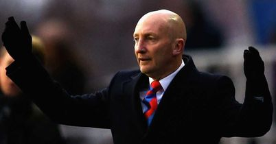 Ian Holloway: Refused to speculate on Wilfried Zaha's future