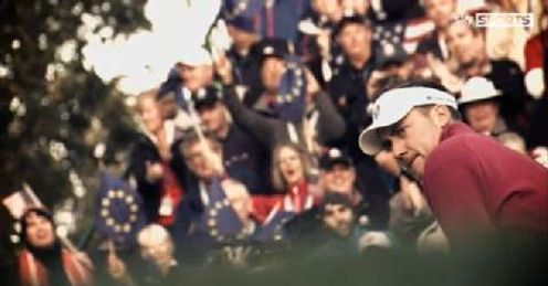 Ryder Cup 2012 - Day 3 Opener