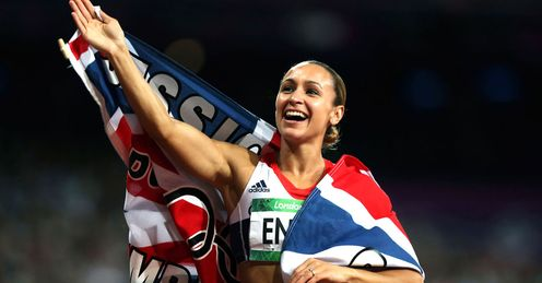 London 2012 stars Jessica Ennis and Mo Farah get CBEs in the New Year Honours list
