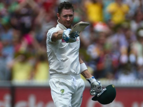Michael Clarke: Should play despite hamstring niggle