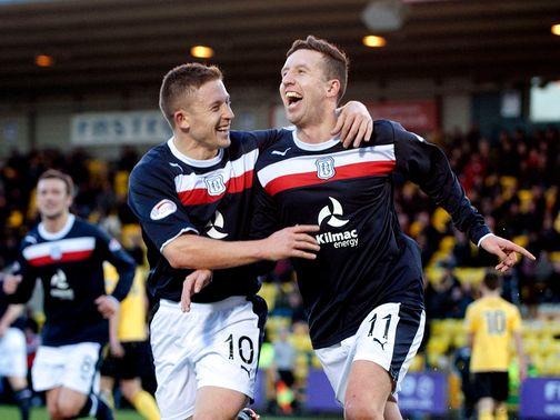Dundee: Hoping for derby delight