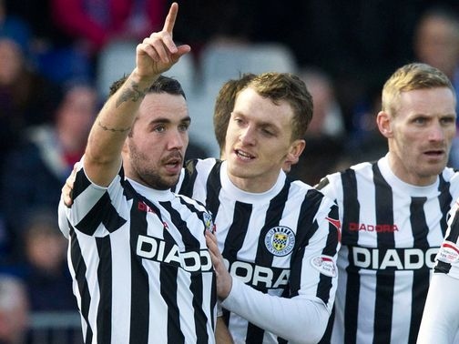 St Mirren: Gained a decent point in Inverness
