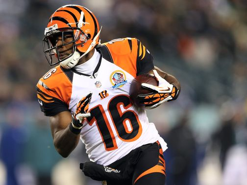 Andrew Hawkins: Can step up for the Bengals