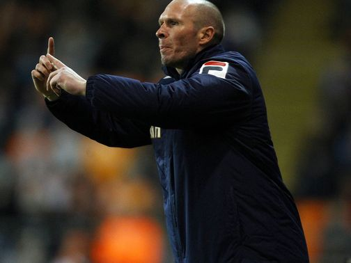 Michael Appleton: Set for talks with Blackburn