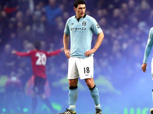 Gareth Barry: One-match ban for admitting FA charge