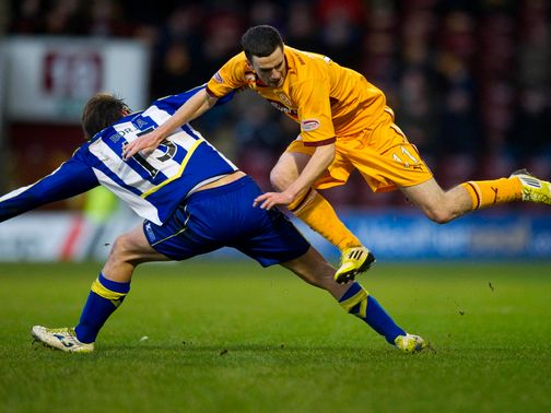 Jamie Murphy: Linked with a move