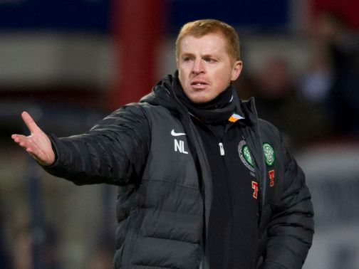 Neil Lennon's Celtic face St Mirren on Sunday.