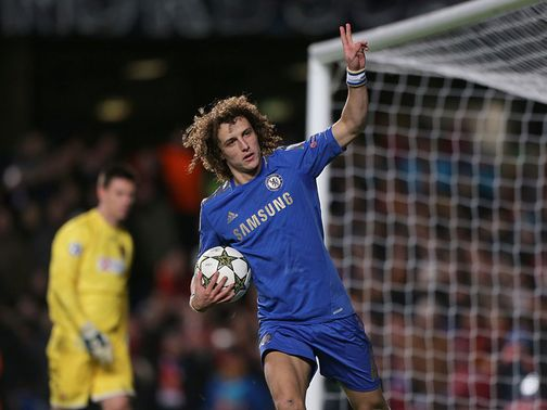 David Luiz: Will do 'anything to help the team'